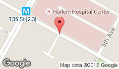 Harlem Hospital Center Location