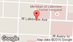 Lakeview Center Location