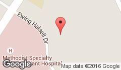 Methodist Specialty/Transplant Hosp Location