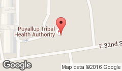 Puyallup Tribal Treatment Center Location