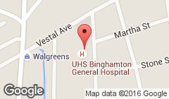 United Health Services Hospitals Location