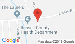 Cumberland Mountain Comm Services Board Location