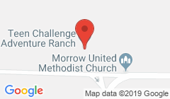 Teen Challenge Ranch of NW Arkansas Location