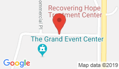 Recovering Hope Location
