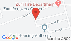 Zuni Recovery Center Location